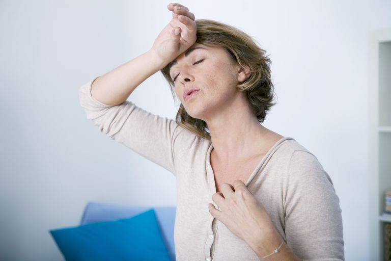 Menopause symptoms, complications and causes