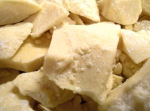 Health benefits of cocoa butter