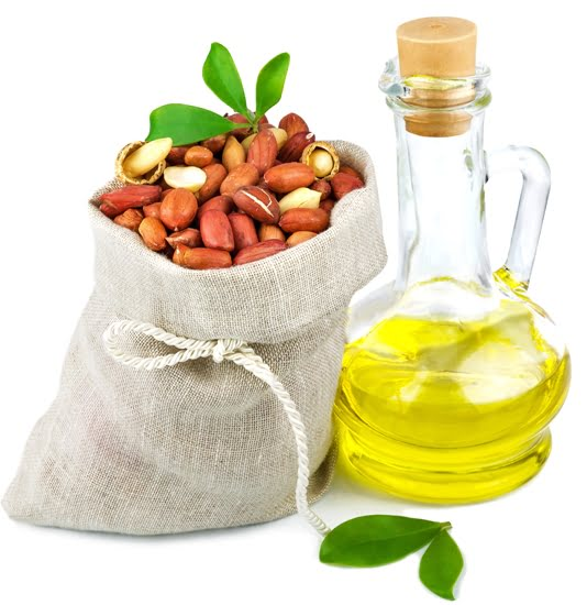 Health benefits of peanut oil