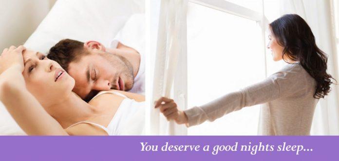 """Apnée du sommeil """"title ="""""""