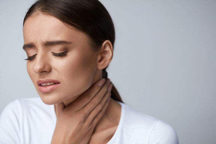 Sore throat symptoms and causes