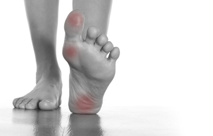 Foot pain: Symptoms, Causes