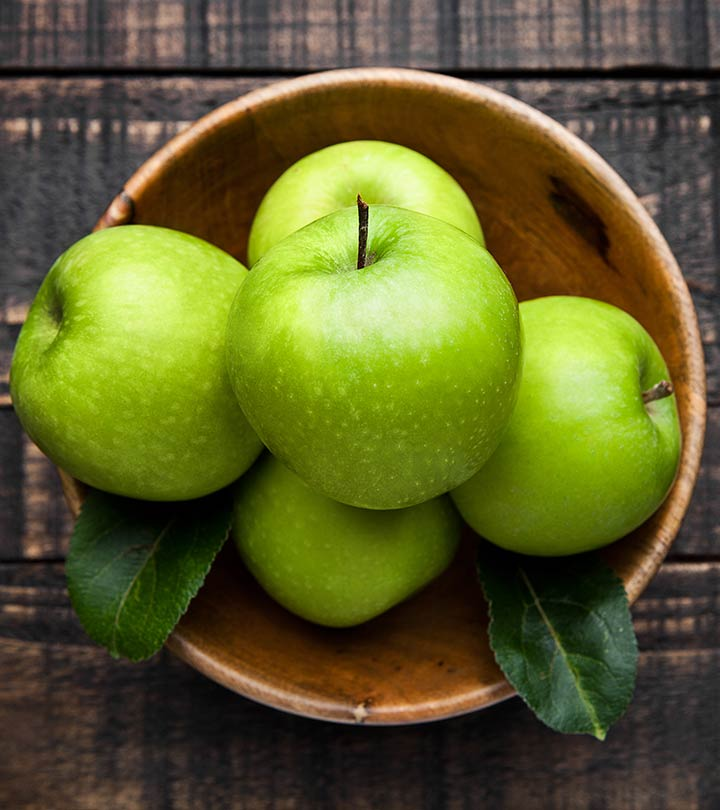 green apples nutrition