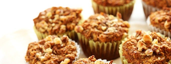 Muffin Recipes for Good Physique
