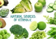 Health benefits of Vitamin K
