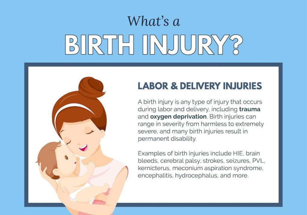 Birth Injuries: Best 18 Treatments