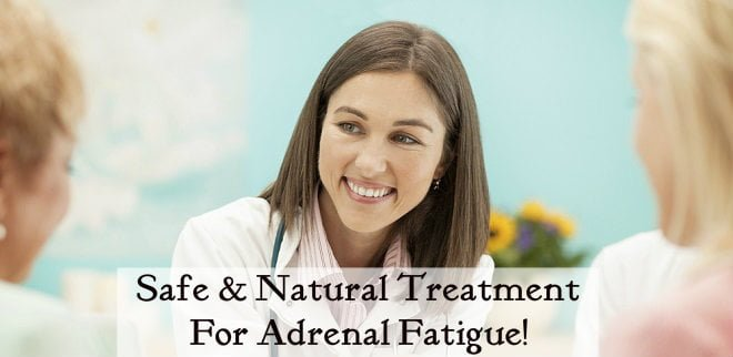 adrenal fatigue natural treatment