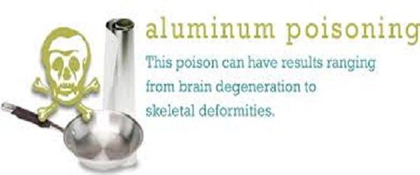 aluminum poisoning treatment