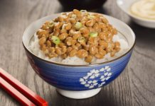 Health benefits of natto