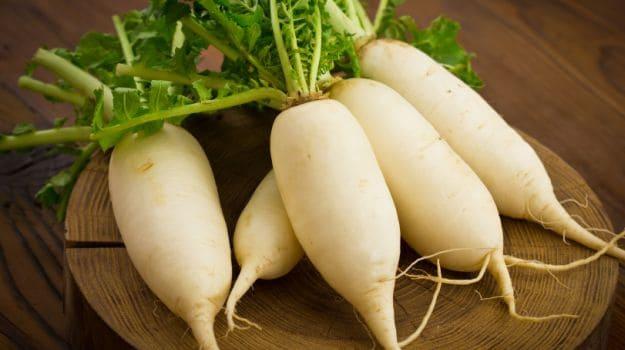 benefits of radish juice
