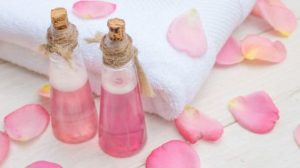 health benefits of rosewater