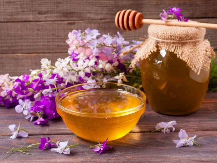 Health benefits of wildflower honey