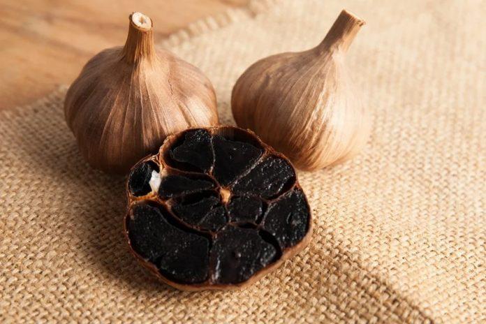 black garlic benefits for ski