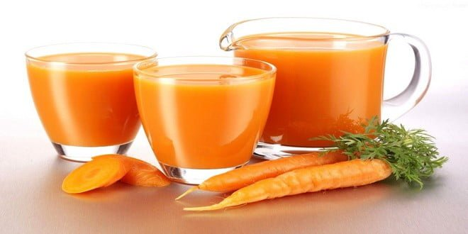 carrot juice health benefits