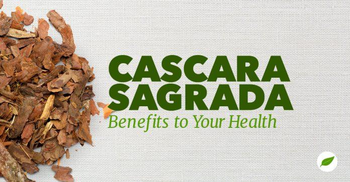 cascara sagrada health benefits