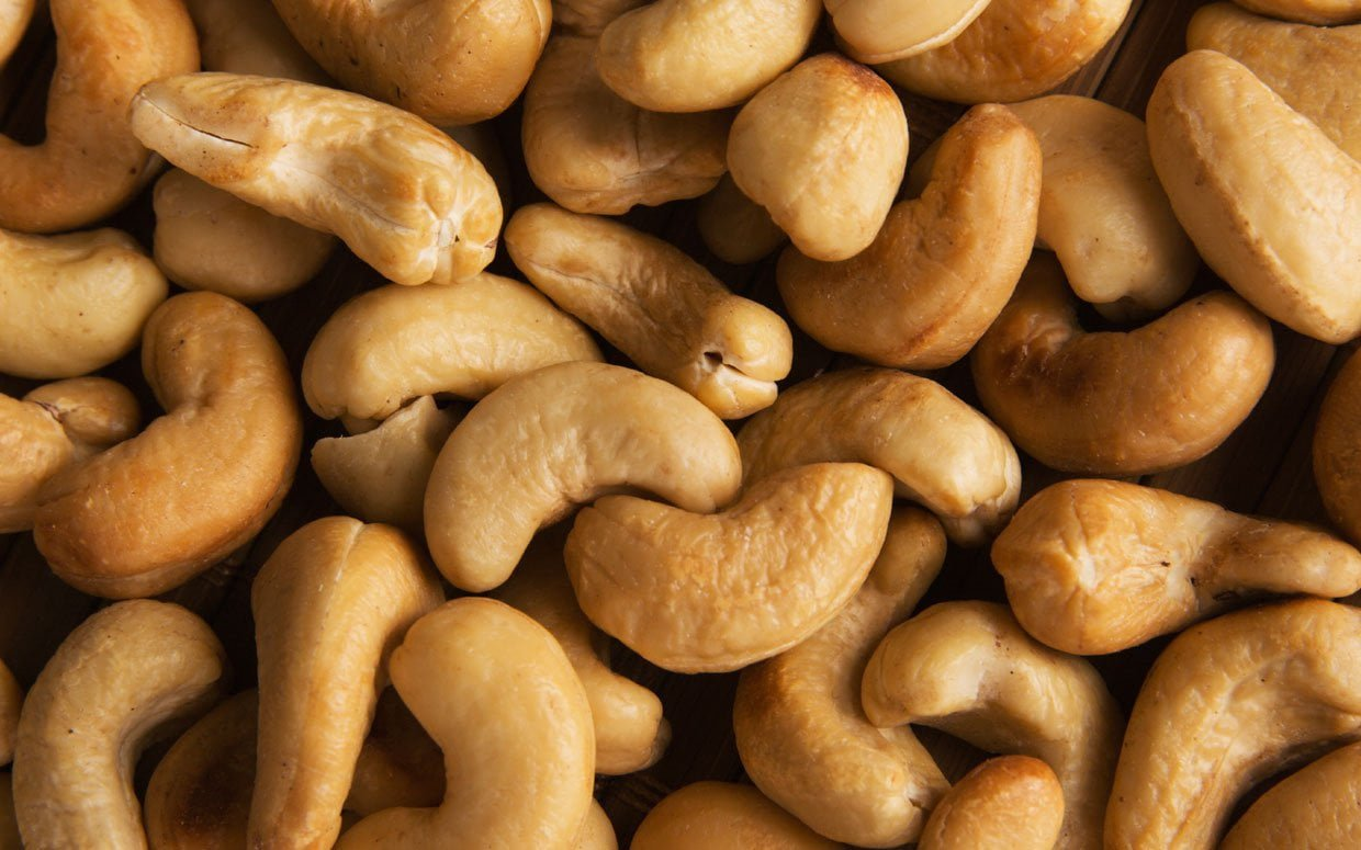 Health benefits of cashews