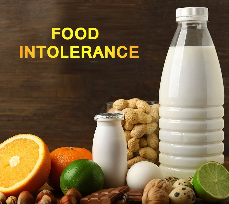 causes of food intolerance