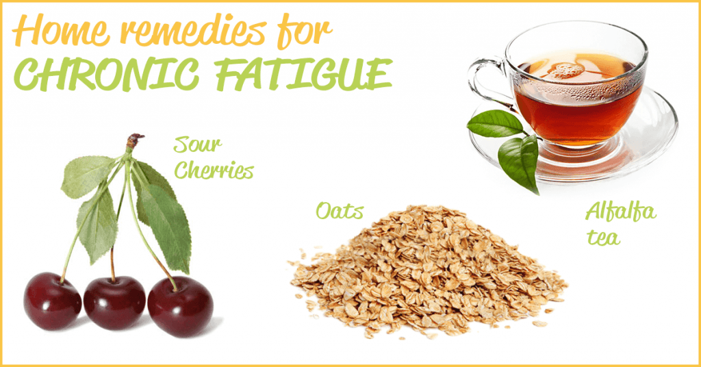 chronic fatigue home treatment