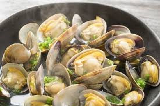 clams benefits and side effects