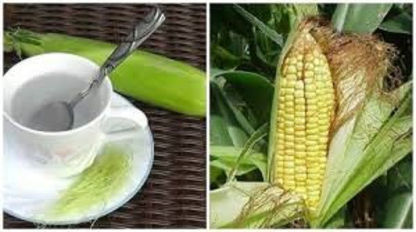 corn silk tea nutrition