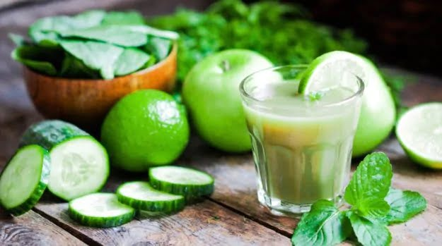 cucumber juice benefits for skin