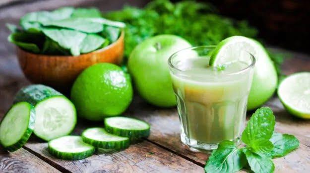 cucumber juice benefits for skin