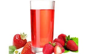 strawberry juice benefits
