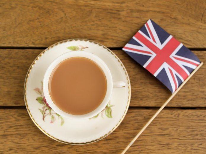 english breakfast tea vs black tea