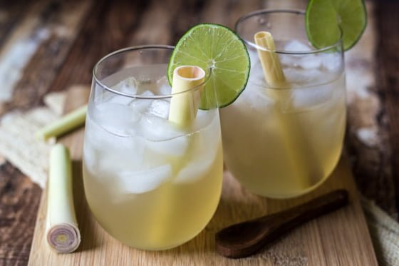 Health benefits of lemongrass tea