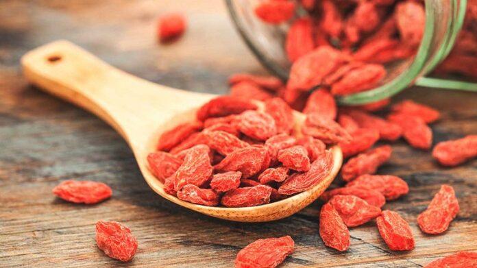 goji berries benefits for male