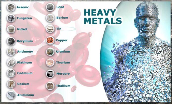 heavy metal poisoning