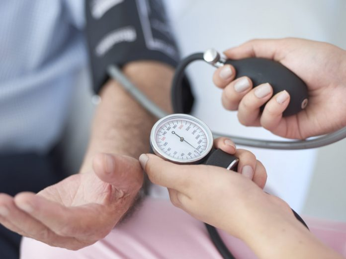 Low blood pressure symptom and causes