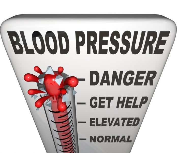 High blood pressure causes and types