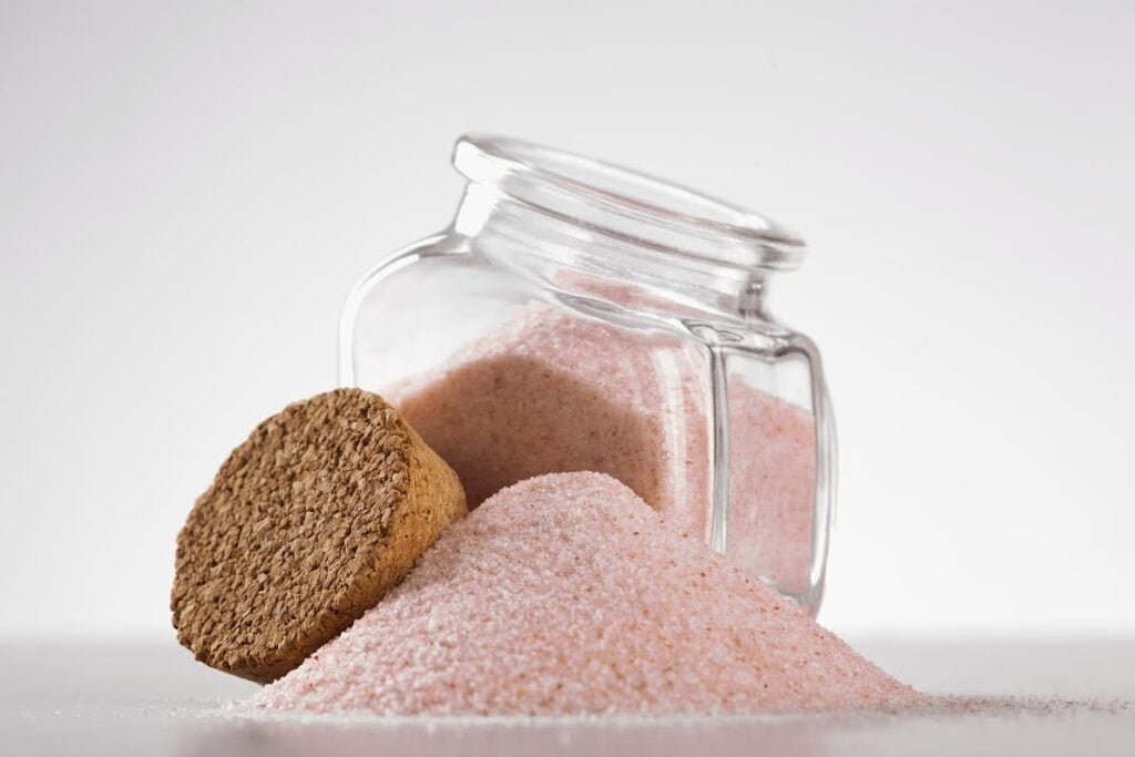 himalayan pink salt side effects