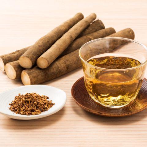 how to make burdock root tea