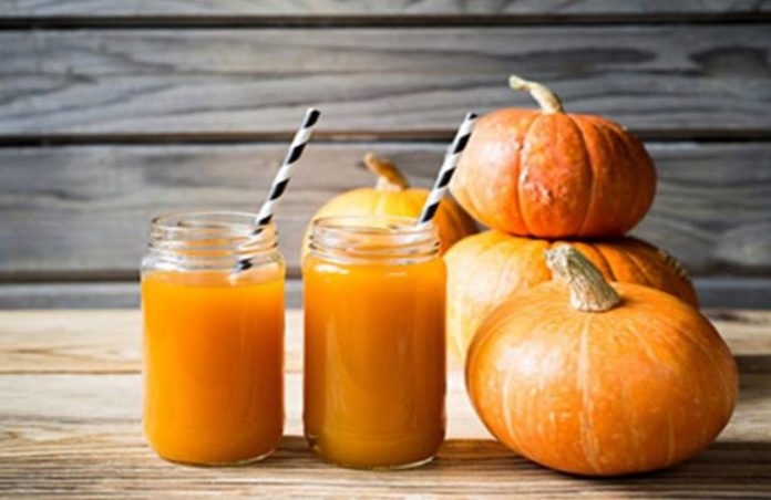 how to make pumpkin juice