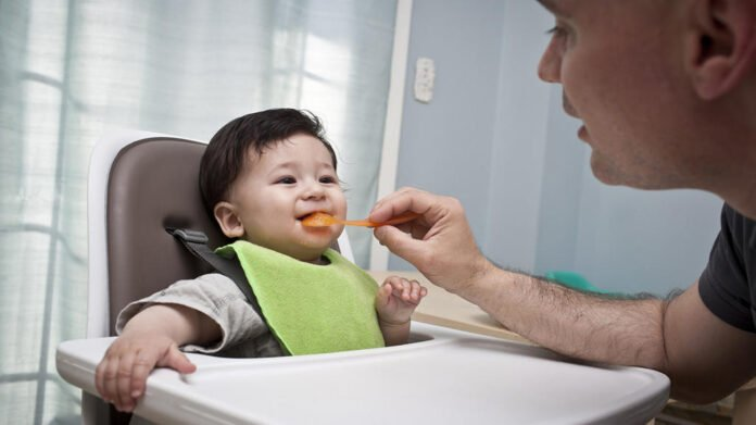 Foods for 1-3 Month Old Baby