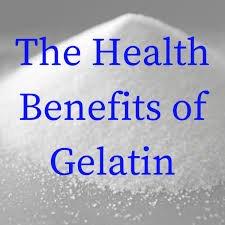 Health benefits of beef gelatin