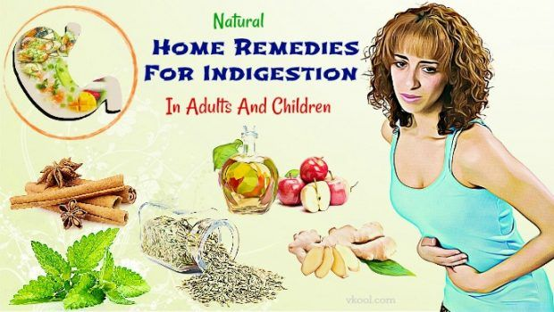 indigestion causes