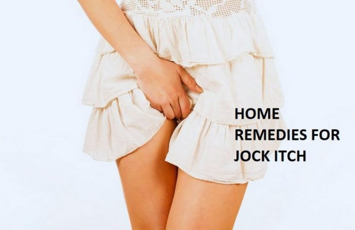 jock itch treatment remedy