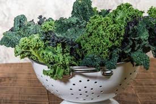 kale nutrition fiber