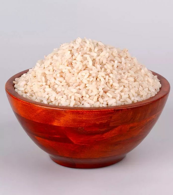 kerala rice vs white rice