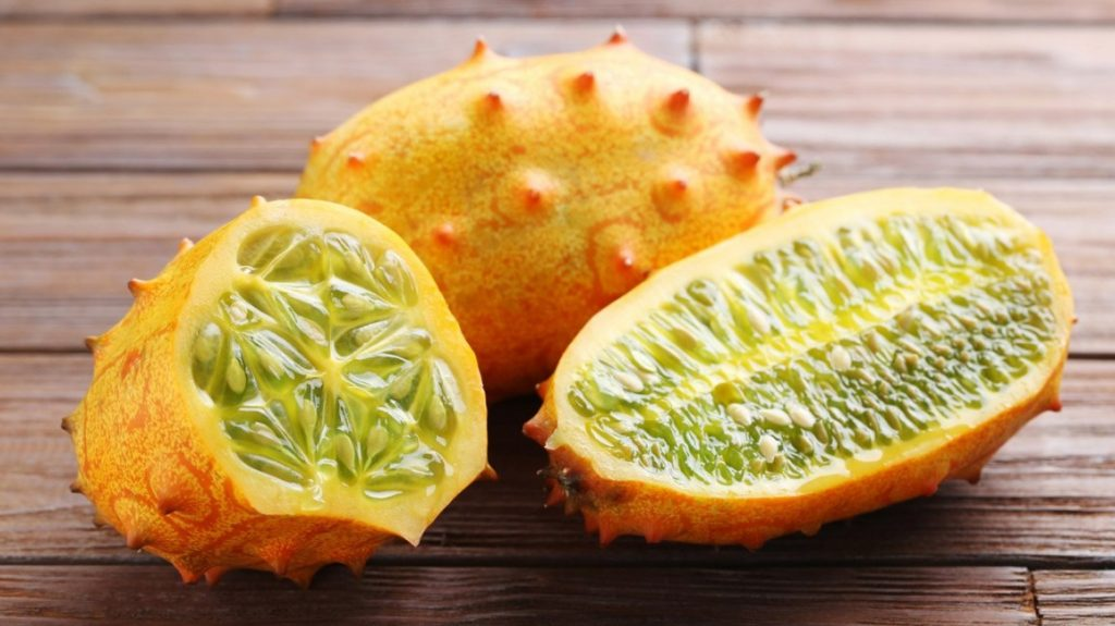 kiwano melon dogs