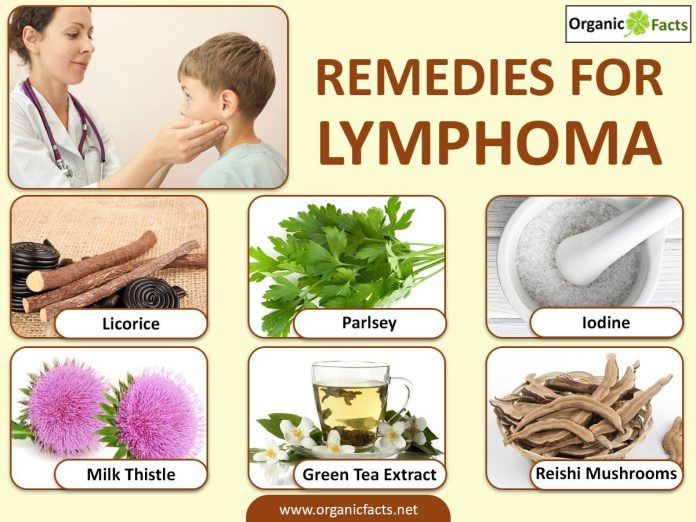 lymphoma home remedy treatments