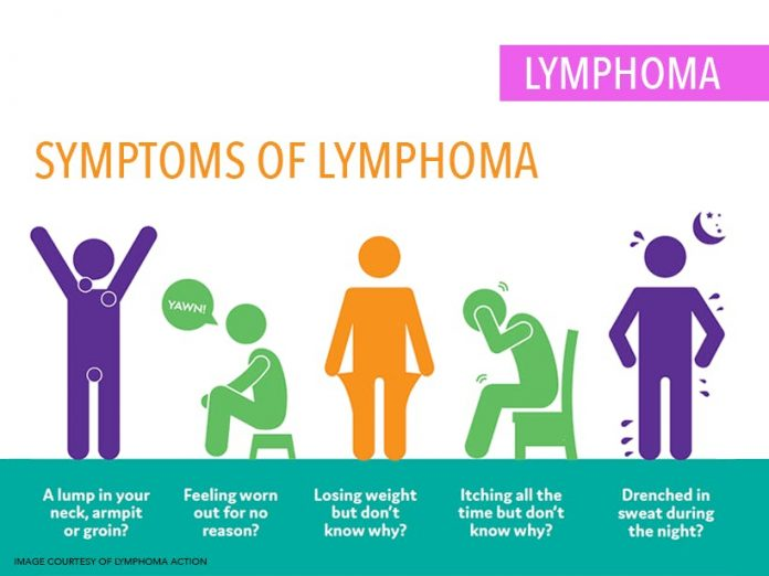 lymphoma symptoms causes