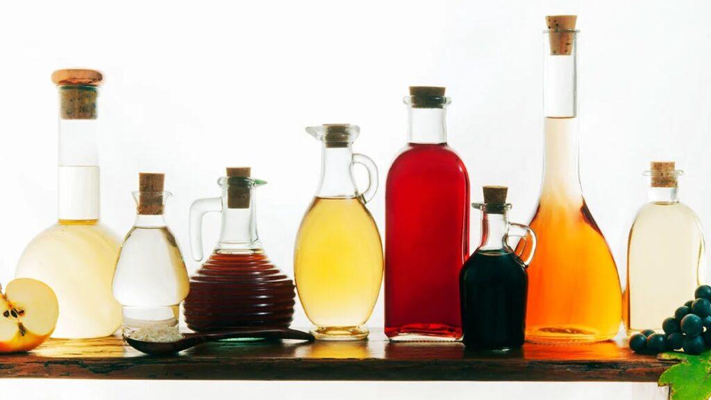 malt vinegar for skin