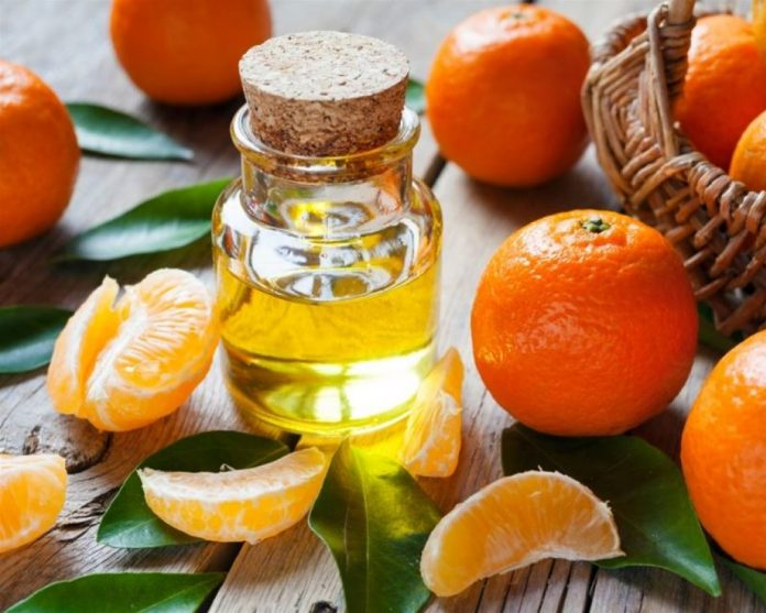 mandarin essential oils