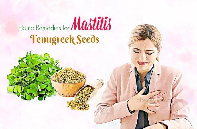 mastitis home remedy treatment