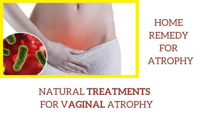 natural treatments for atrophic vaginitis