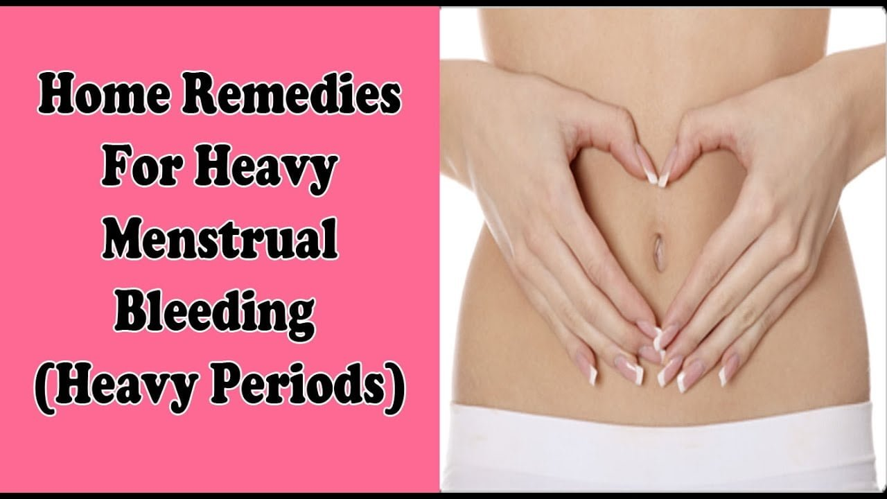 Natural Remedies For Heavy Periods With Clots